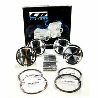 CP Pistons SC7020 Forged Pistons - 84mm. Bore / 8.3:1 CR, For Acura/Honda B16A