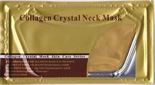50x Gold Bio Collagen Neck Pads Masks,  High Moisturize EXP: 04/2019