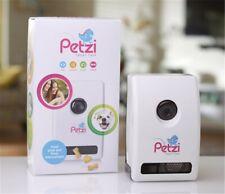 NEW! Petzi Treat Cam Camera Wifi Smartphone Controlled Treat DispenserPET0025