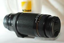 Nikon AF Nikkor 75-300mm FX lens for FM2 F3 N80 F100 D7500 DF D610 D500 D850 D90