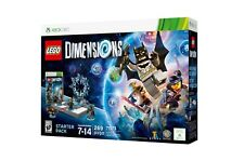 (BRAND NEW ) LEGO DIMENSIONS XBOX 360 STARTER PACK BATMAN KID VIDEO GAMES 71173