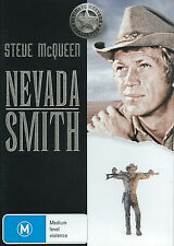 Nevada Smith - Western / Action / Drama / Violence - Steve McQueen - NEW DVD