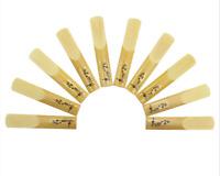 10pcs Alto Sax Saxophone Reeds 2.5 Reed Music Accessories