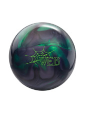 "New Hammer Web Pearl Bowling Ball | 1st Quality 15#2oz Top 2.6oz Pin 3-4"""