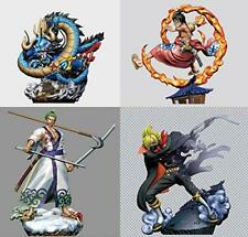 MegaHouse LOGBOX RE BIRTH ONE PIECE Wano Country Arc One 4Pack BOX