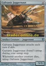 2x Galvanic Juggernaut (Zuckender Juggernaut) Conspiracy Magic