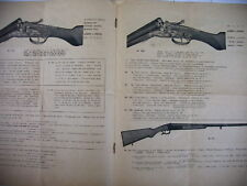 CATALOGUE ancien Ets ARMUR armes et munitions