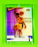 UD Myriad Kobe Bryant Lakers Legend SP Spectacular Holographic Color Burst Mamba