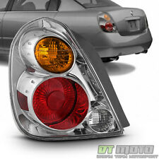 For 2002 2003 2004 Altima [Factory Style] Tail Light Brake Lamp Left Driver Side