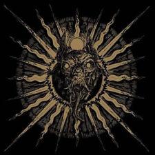 Svartidaudi - Revelations Of The Red Sword LP Amber