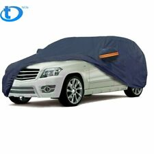 Full Car Cover Waterproof Outdoor YXL All Weather Protection Breathable SUV