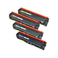 4pk Toner Color CF410A-12-13 477A Set For HP Color Laserjet Pro M452 M477 fdw