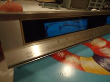 Pioneer SX-3900 Stereo Receiver Parting Out Tuning Bezel
