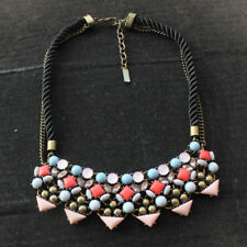 New Baublebar Collar Statement Necklace Gift Vintage Women Party Holiday Jewelry
