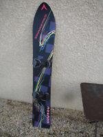 Ex Tabla de Snowboard Dynastar Gurú 165 Fijación Emery Vintage Esquí Montaña