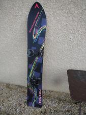 ancien Snowboard Dynastar gourou 165 fixation emery vintage ski montagne
