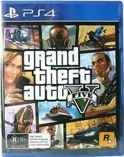 Grand Theft Auto V (PlayStation 4, 2014)