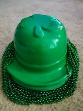St. Patrick's Day Hats and Beads! 12 of Each for your St. Patrick's Day Party!