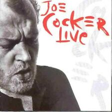 Joe Cocker - Live [New CD]