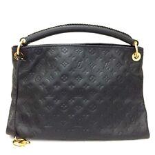 Louis Vuitton Monogram Empreinte Artsy MM Leather Shoulder Tote Bag /111GH