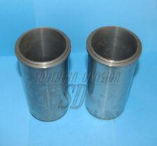 Triumph E3592 70-3592 pair of T100 1950 alucylinder liners laufbuchsen pre unit