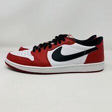 Jordan 1 Chicago Low 705329-600 Size 14