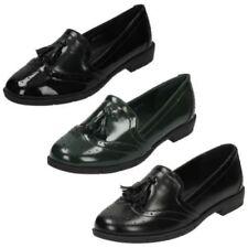 Zapatos planos de mujer mocasines Spot On sintético