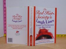 The Red Hat Society's Laugh Lines Stories of Inspiration And Hattitude Large Prn