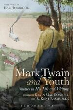 MARK TWAIN AND YOUTH - MAC DONNELL, KEVIN (EDT)/ RASMUSSEN, R. KENT (EDT)/ HOLBR