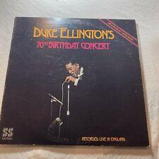 DUKE ELLINGTON-70TH BIRTHDAY CONCERT-SOLID STATE DOUBLE STEREO LP
