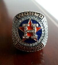 Houston Astros 2017 world championship replica ring, Springer MVP, NEW
