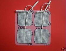 12 TENS Klebe Elektroden Pads Reizstrom EMS 40x40mm Auch Dittmann Geräte 4x4cm