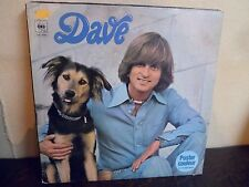 "LP 12"" - DAVE - Vanina + Poster Couleur - VG+/MINT - NEUF - CBS 80996 - HOLLAND"