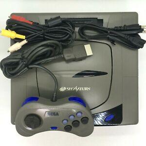Sega Saturn Console Gray HST-3210 [Sega Saturn Japanese]
