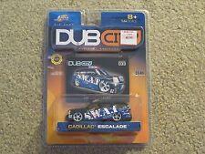Jada Toys Dub City Cadillac Escalade SWAT Team Blue 1:64 MOC 2003