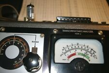 Mazda EF86 (6267)  Audio tube checked on an Avo Mk4 Valve tester.