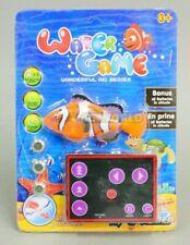 Remote Control Rc Micro Nemo Clown Fish Robo Fish Mini Shark Aquarium Toy Orange