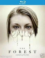The Forest (Blu-Ray, Digital HD) 2016 Horror BRAND NEW SEALED, SLIPCOVER