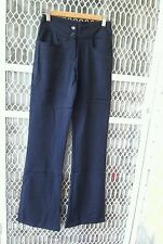 woman navy blue  school work uniform  pant size 6,8,10,12,14,16,18,20