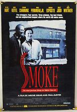 SMOKE DS ROLLED ORIG 1SH MOVIE POSTER WILLIAM HURT HARVEY KEITEL (1997)