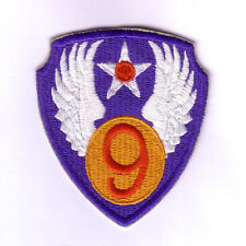 WWII - 9th ARMY AIR FORCE (Reproduction)