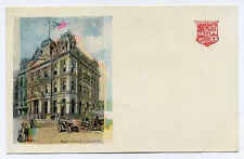 Toronto, Canada postcard - post office - undivided
