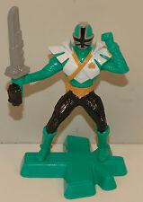"2012 Green Ranger 4"" McDonald's Super Samurai Action Figure #3 Power Rangers"
