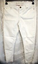 RED CAMEL White Jeans Junior/ womens Size 9 Skinny