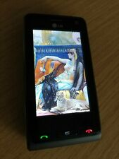 LG KU990 VIEWTY MOBILE CELL PHONE FULL WORKING ORDER IN EXCELLENT CONDITION