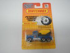Matchbox Peterbilt Cement Truck Cement Company LTD (2)