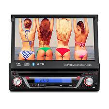 Creatone v-7160dgb Autoradio DVD 1din écran tactile GPS Navi Bt L 64gb usb + sd