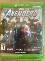 Marvel's Avengers XBox One Standard Edition Brand New Factory Sealed Fast Ship