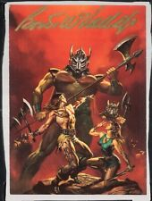 Hand Signed 1992 Boris Vallejo Series Two #33 HTD 363
