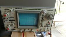 LEADER, LBO-524L, OSCILLOSCOPE, 40 Mhz, with  face  plate  cover